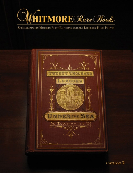 Catalogue Review: Whitmore Rare Books