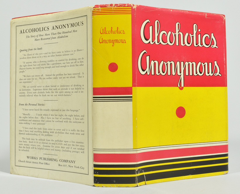 The Big Book of Alcoholics Anonymous The Basic Text of AA