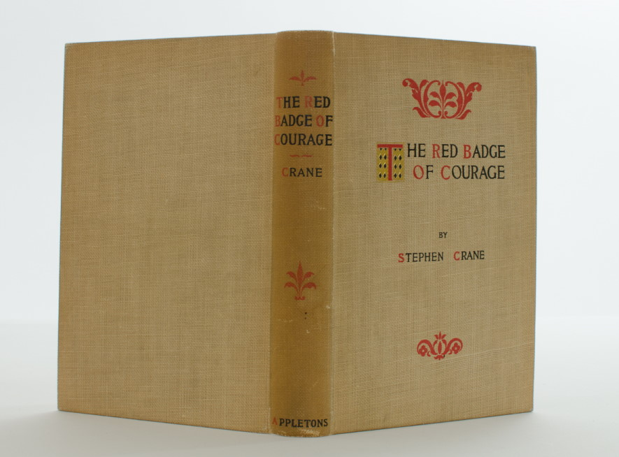 the tattered soldier in the novel the red badge of courage by stephen crane The red badge of courage is the the red badge of courage stephen crane buy identified as a tattered soldier, befriends henry and begins a conversation with.