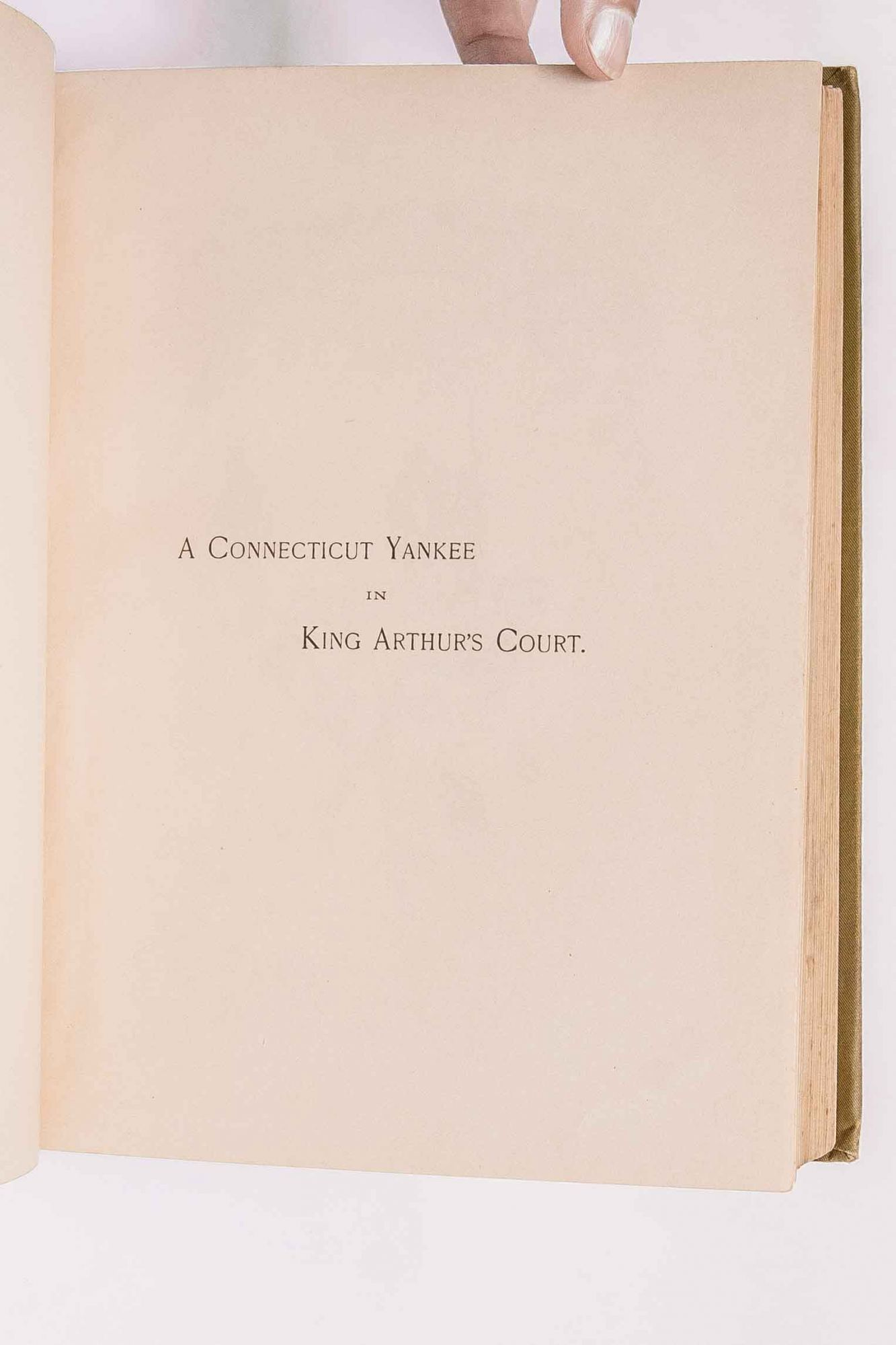 essays on a connecticut yankee in king arthurs court Connecticut yankee in king arthur's court literature essays are academic essays  for citation these papers were written primarily by students and provide critical.