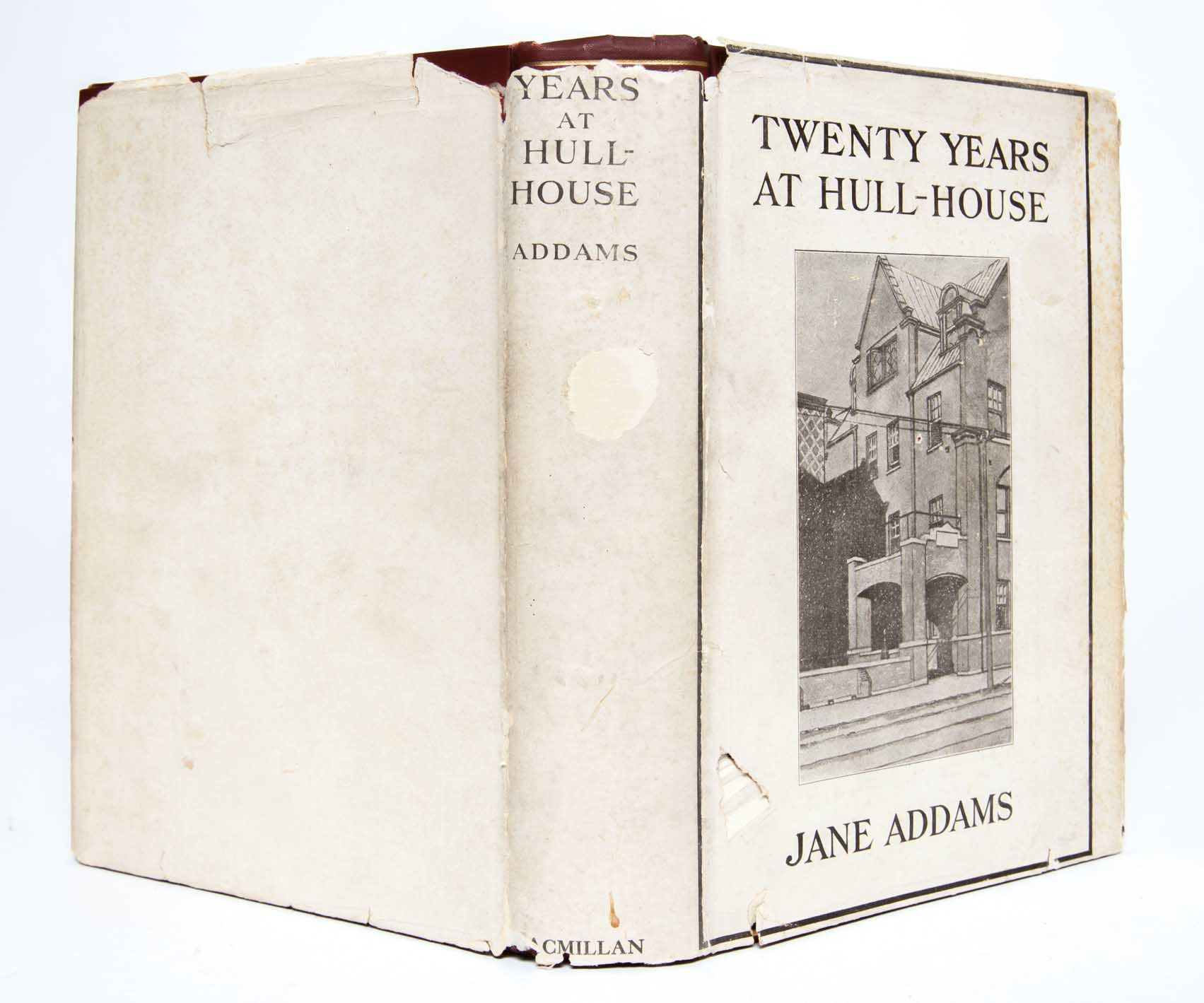 an analysis of twenty years at hull house by jane addams Essays related to jane addams and the hull house 1 twenty years at hull-house jane addams the book twenty years at hull-house is the reminiscences of an.