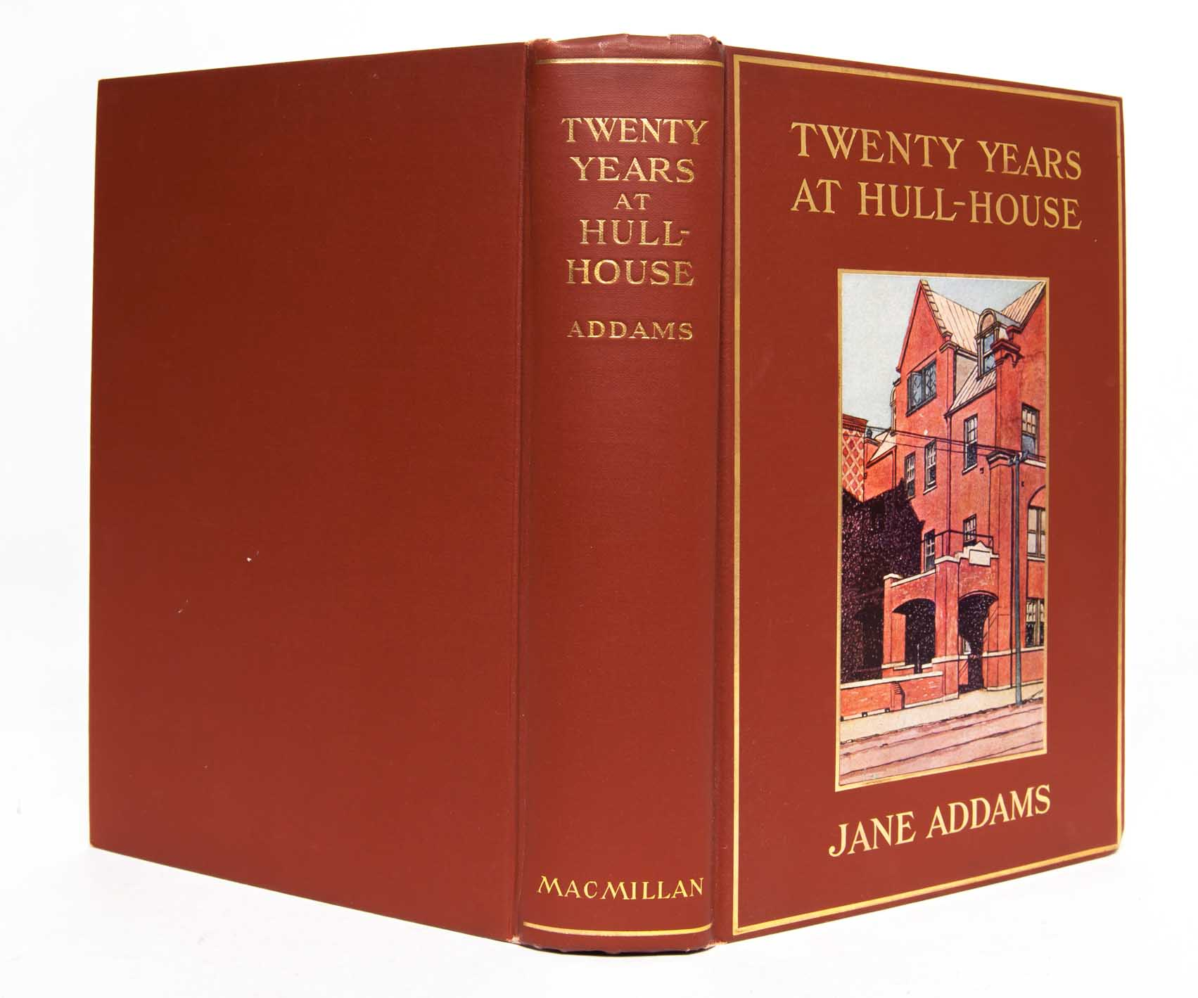 jane addams twenty years at hull The subjective necessity for social settlements this important piece exploring the motives of settlement house workers by jane addams was first published in 1892 and later appeared as chapter six of twenty years at hull house (1910) contents : preface the subjective necessity for social settlements how to cite this piece.