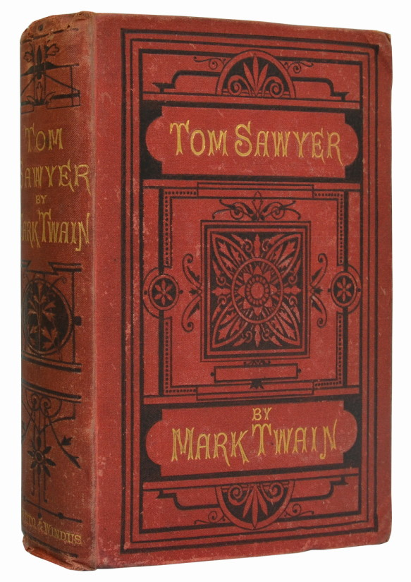The Adventures of Tom Sawyer. Mark Twain, Samuel L. Clemens.