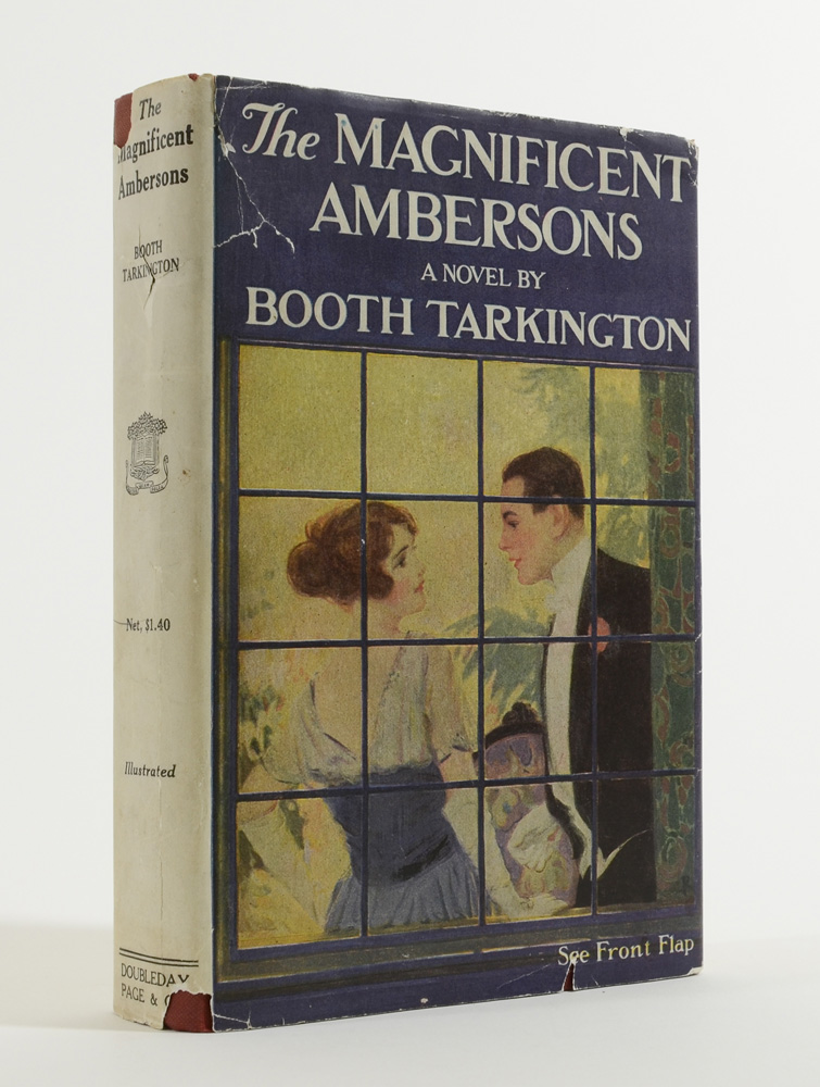The Magnificent Ambersons. Booth Tarkington.