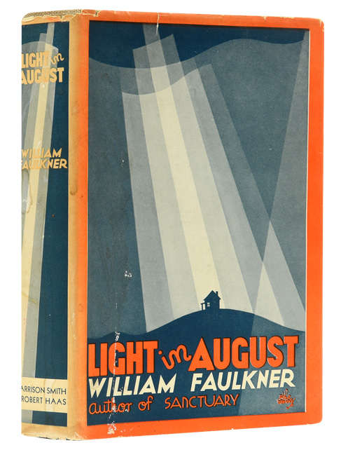 Light in August. William Faulkner.