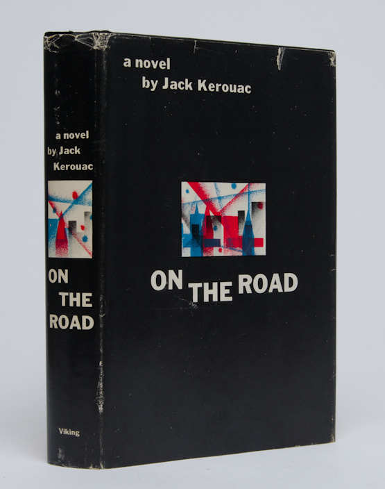 On the Road. Jack Kerouac.
