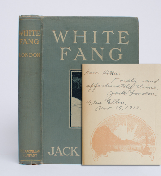 White Fang (Inscribed first edition)