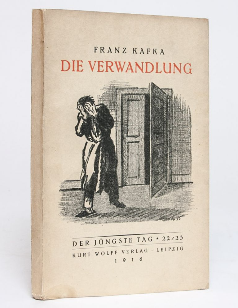 Die Verwandlung [The Metamorphosis]. Franz Kafka.