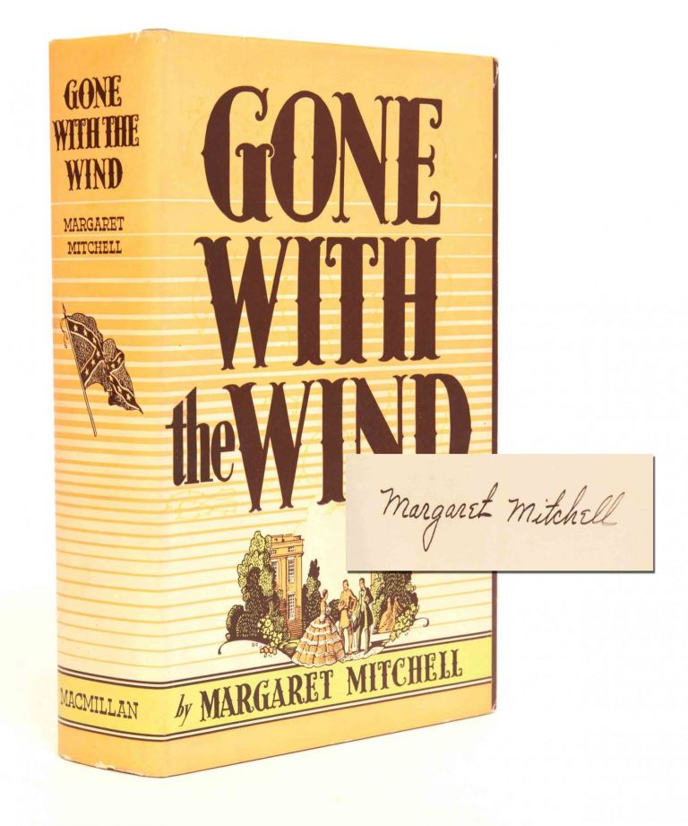 Gone with the Wind (Signed First Edition). Margaret Mitchell.