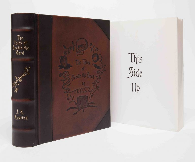 The Tales of Beedle the Bard (Signed Deluxe Edition)