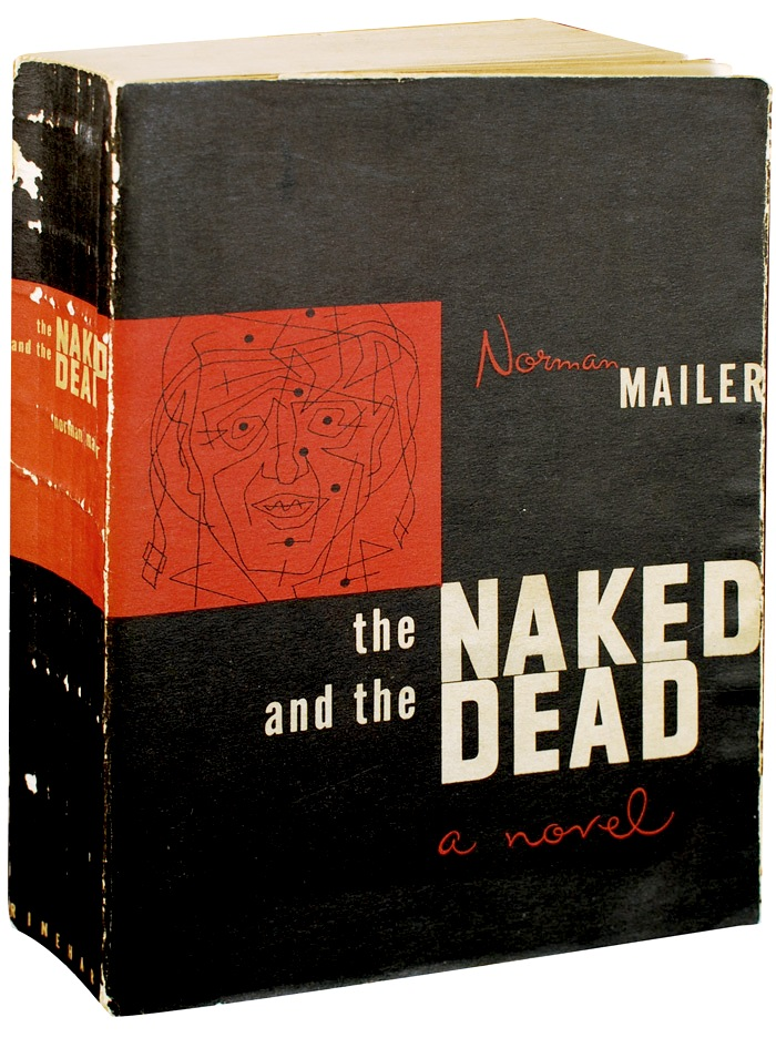 Norman mailer naked and the dead