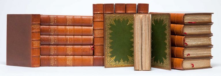 The Complete Works of Mrs. E. B. Browning and Robert Browing. Elizabeth Barrett and Robert Browning.