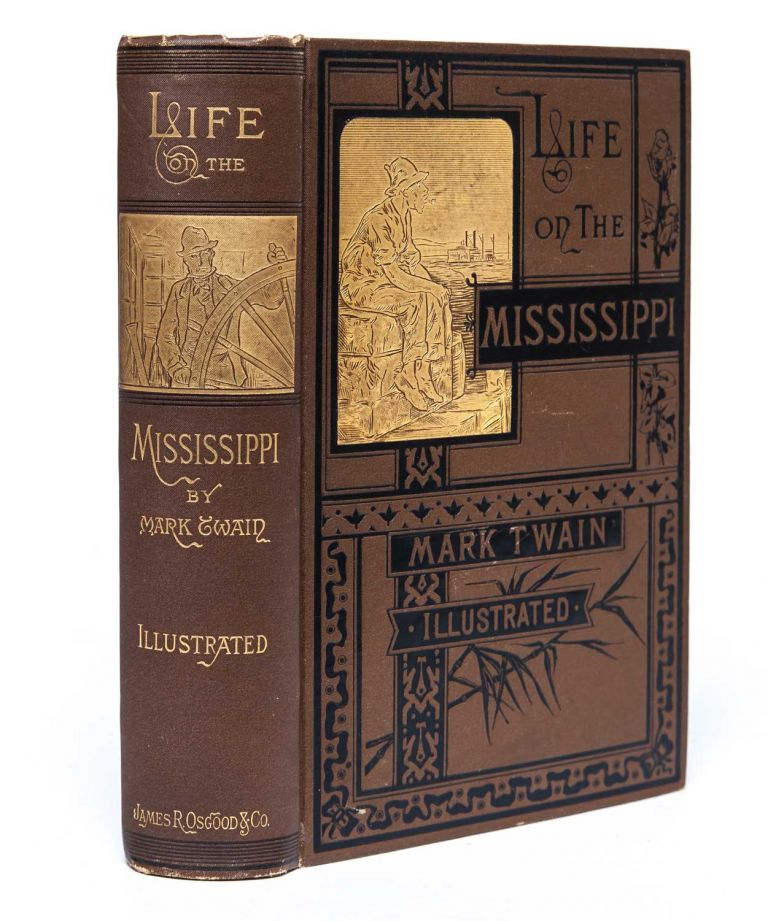 Life on the Mississippi. Mark Twain, Samuel L. Clemens.
