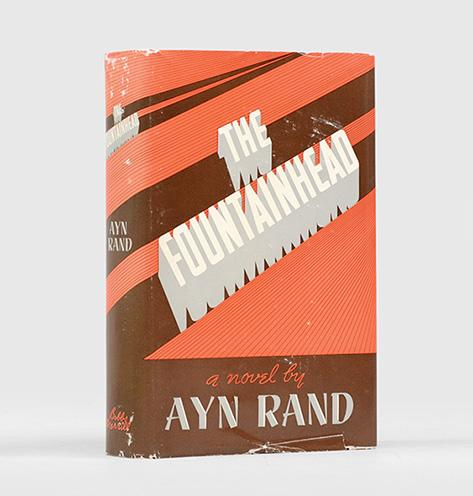 The Fountainhead (from the Author's Library)