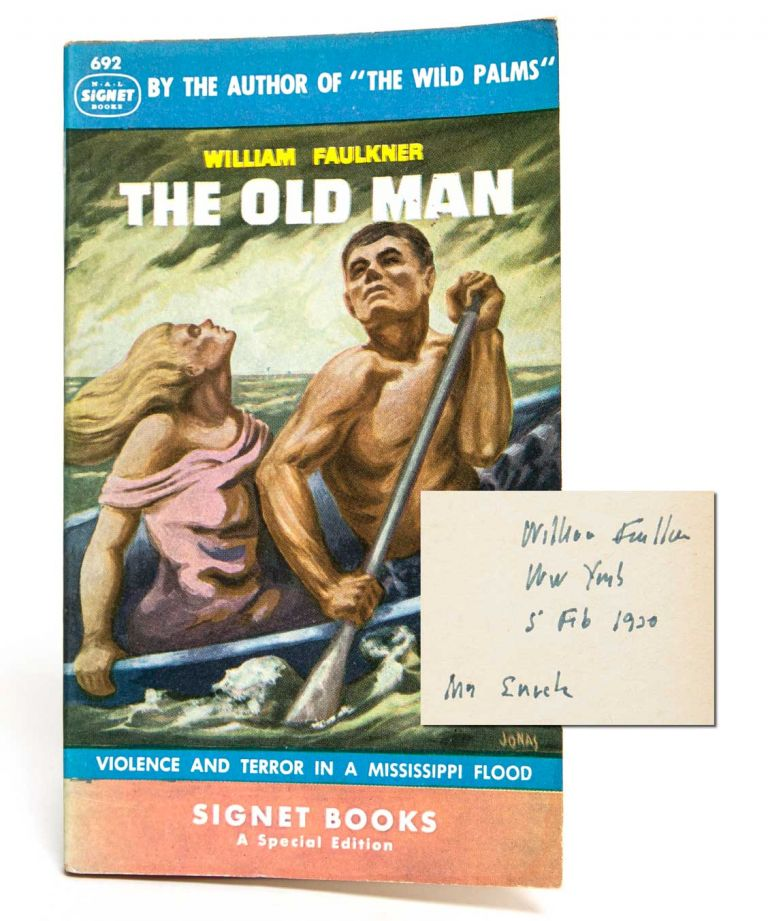 The Old Man (Presentation copy)