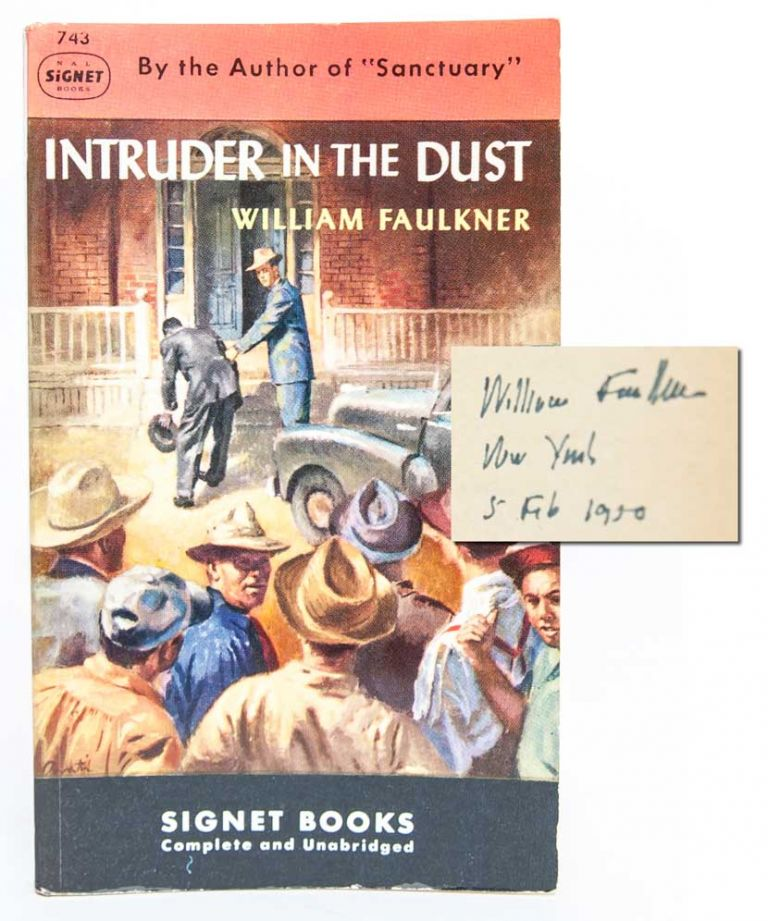 Intruder in the Dust (Presentation copy)