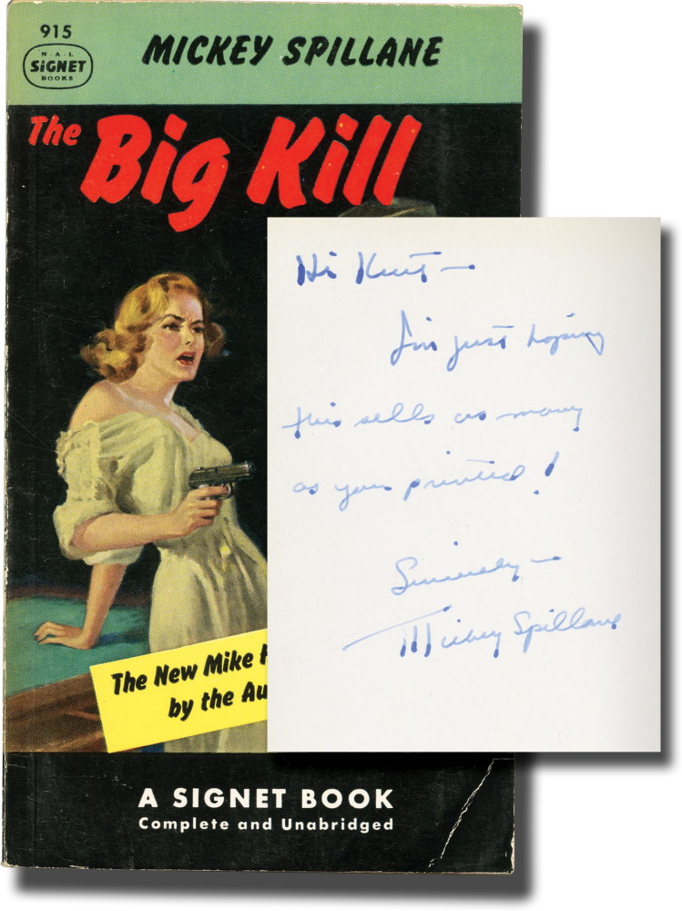 The Big Kill (Presentation Copy)