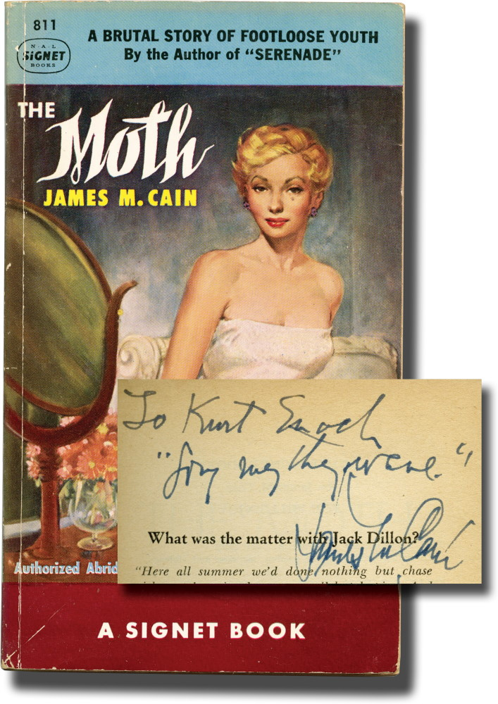 The Moth (Presentation Copy