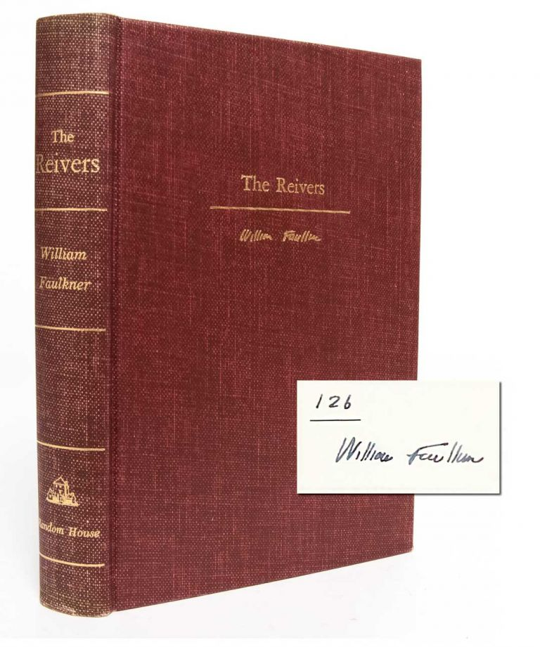 The Reivers (Signed ltd. edition)