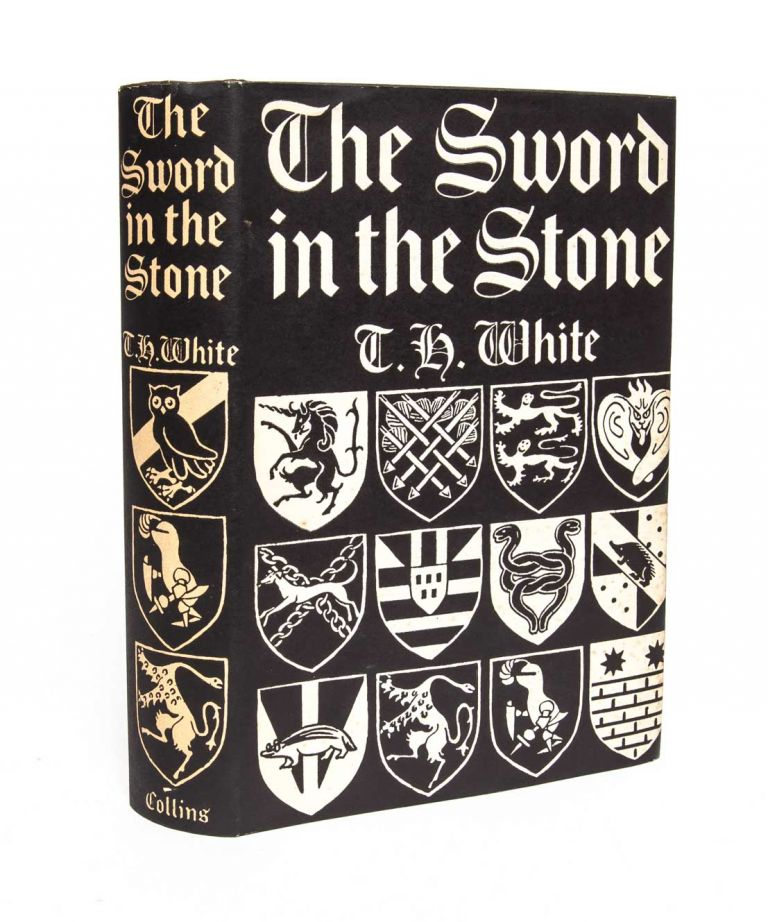 The Sword in the Stone. T. H. White.