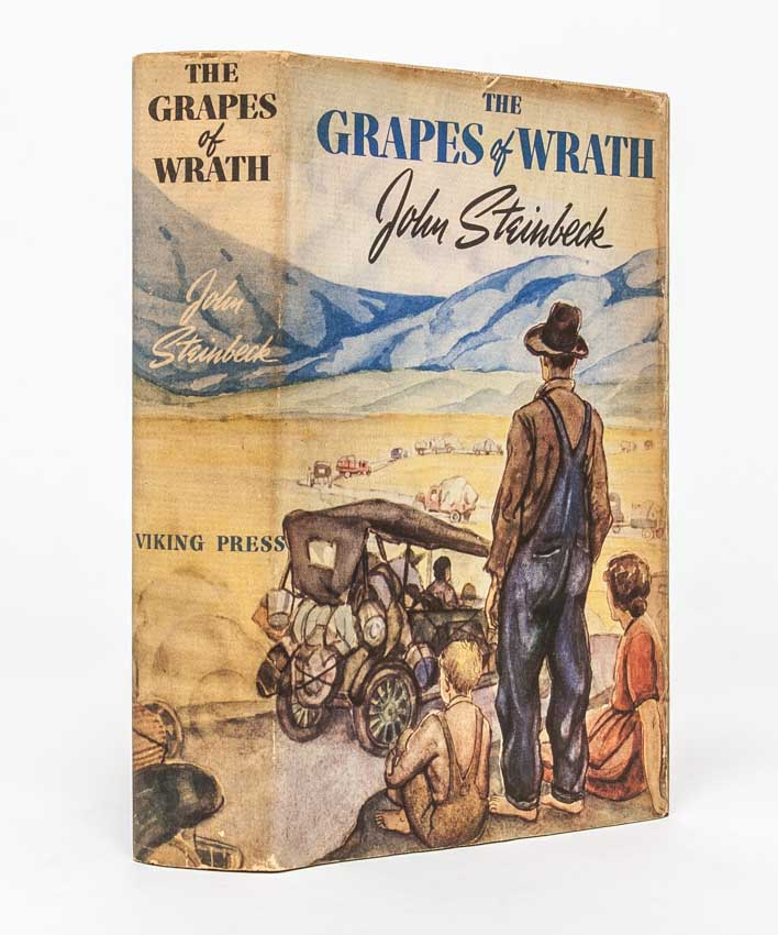 the grapes of wrath shmoop