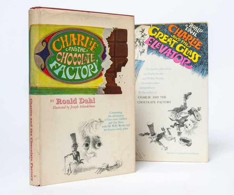 Charlie and the Chocolate Factory [with] Charlie and the Great Glass Elevator. Roald Dahl.