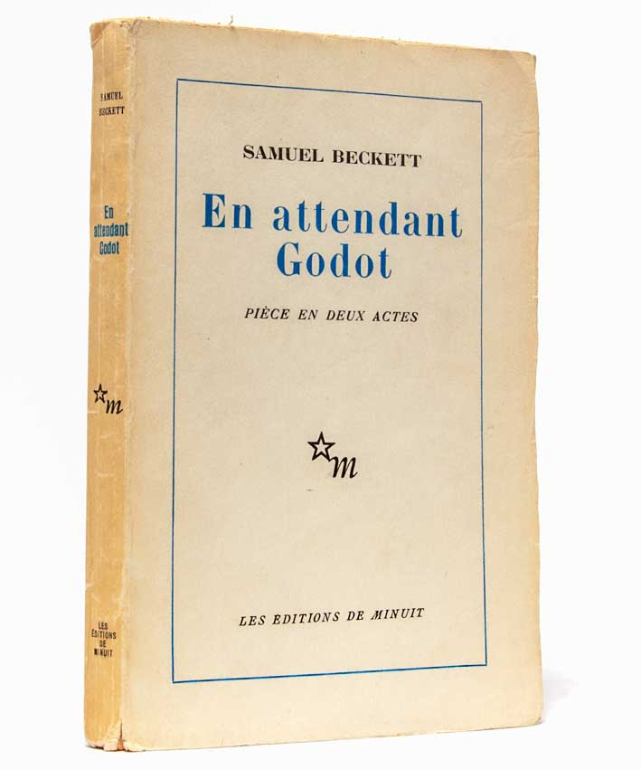 En attendant Godot [Waiting for Godot]. Samuel Beckett.