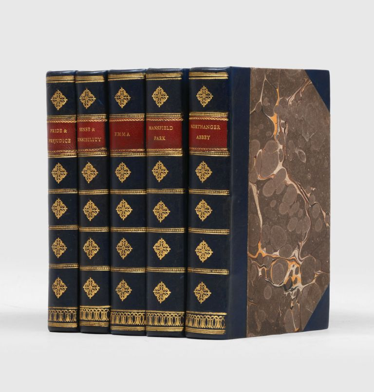 Collected Works (in 5 vols). Jane Austen.