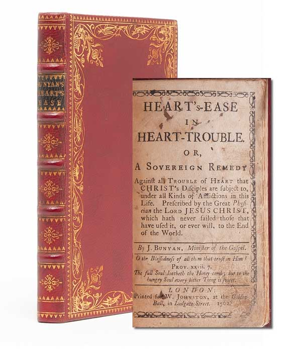Heart's-Ease in Heart-Trouble. J. Bunyan, James Burdwood.