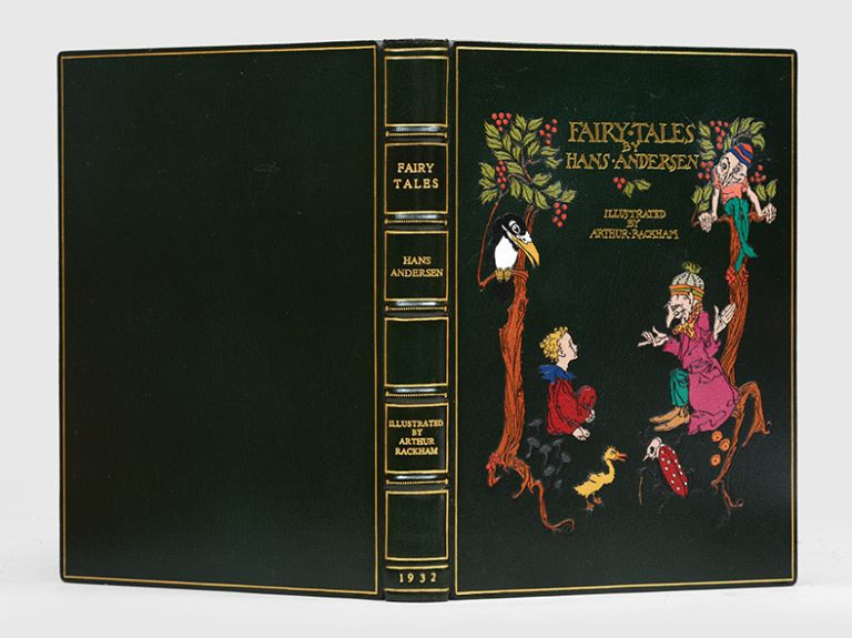 Fairy Tales (Presentation copy with original art-work