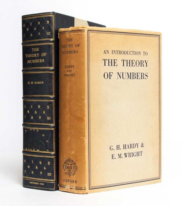 An Introduction to the Theory of Numbers. H. G. Hardy, E M. Wright.