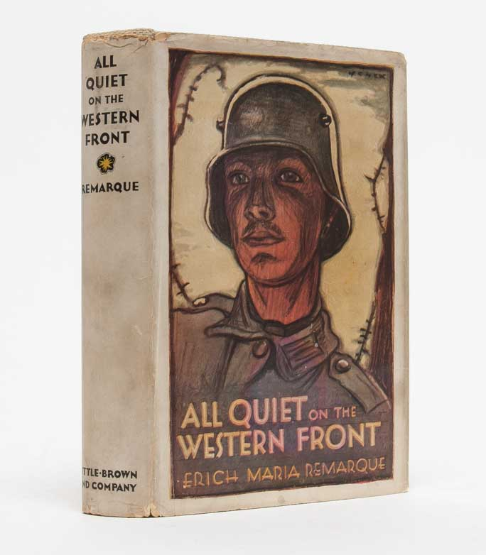 All Quiet on the Western Front. Erich Maria Remarque.