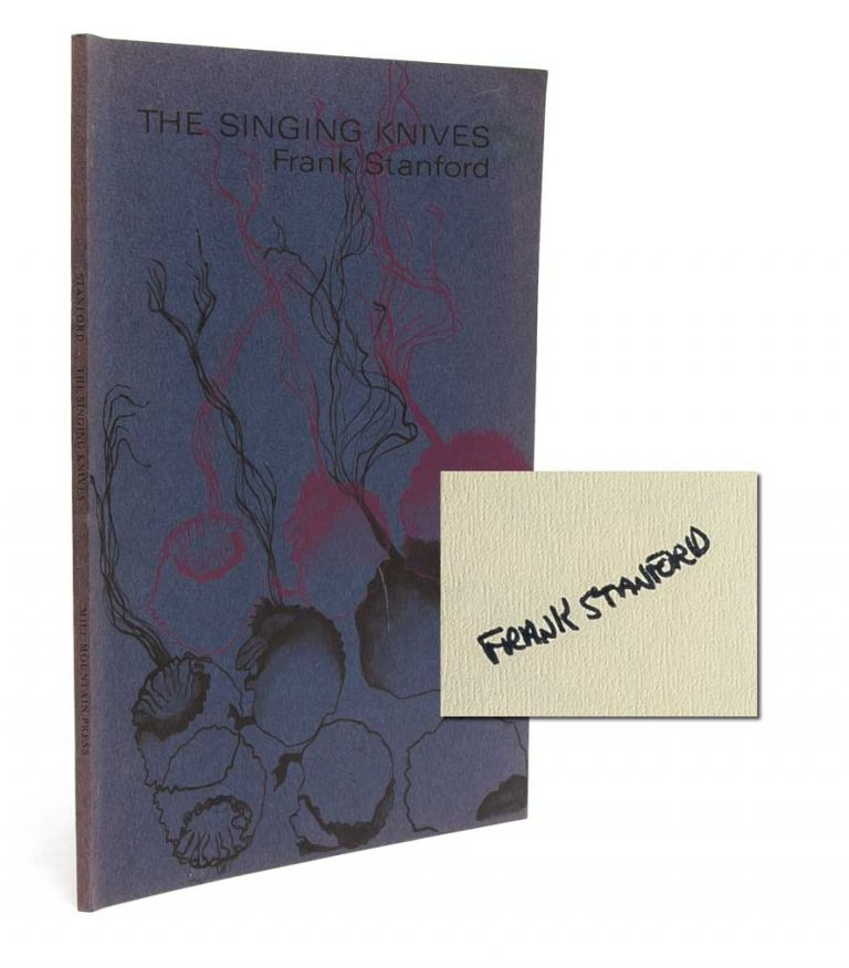 The Singing Knives (Signed First Edition