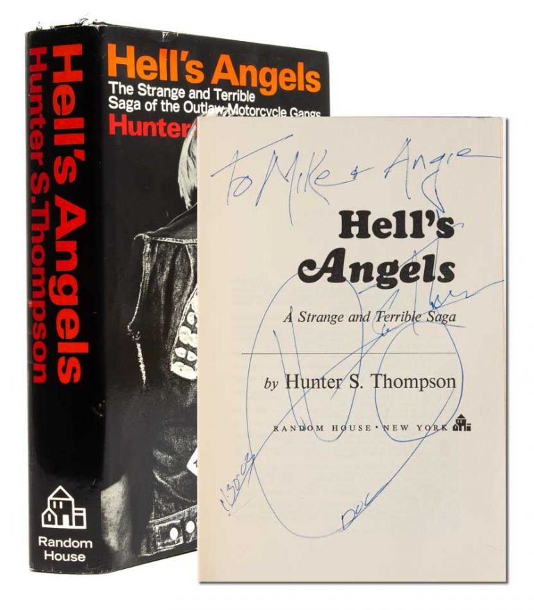 Hell's Angels (Inscribed First Edition)