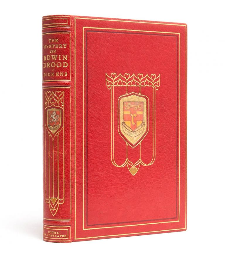 The Mystery of Edwin Drood (Extra-Illustrated). Charles Dickens, Sir S. L. Fildes.