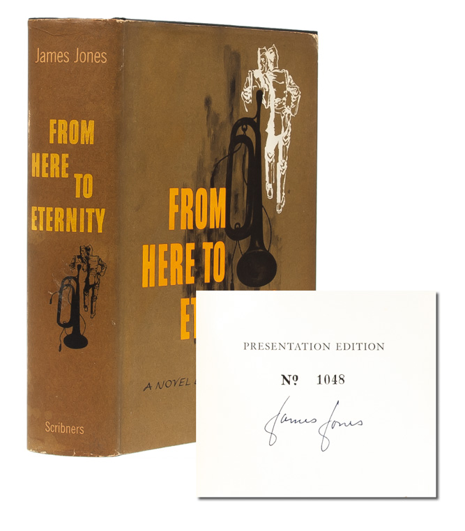 From Here to Eternity (Signed Ltd. Edition). James Jones.