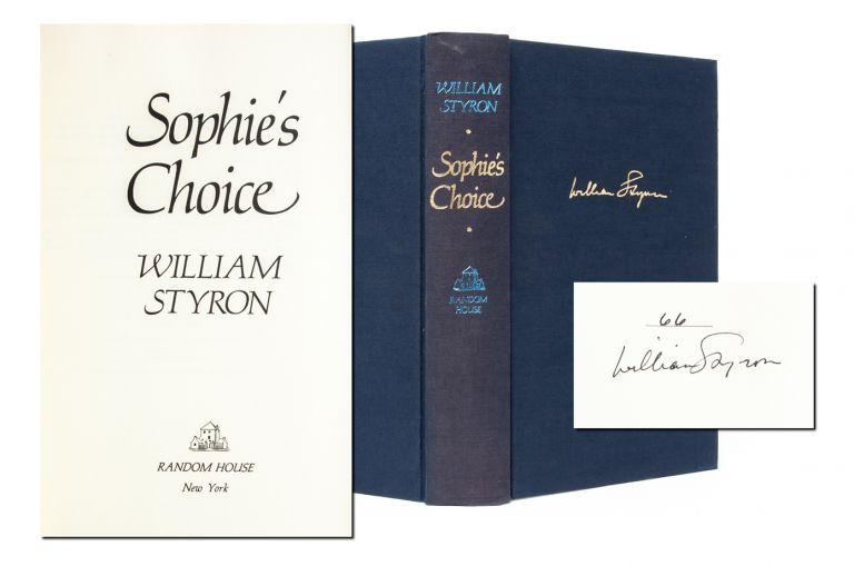 Sophie's Choice (Signed Ltd. Edition