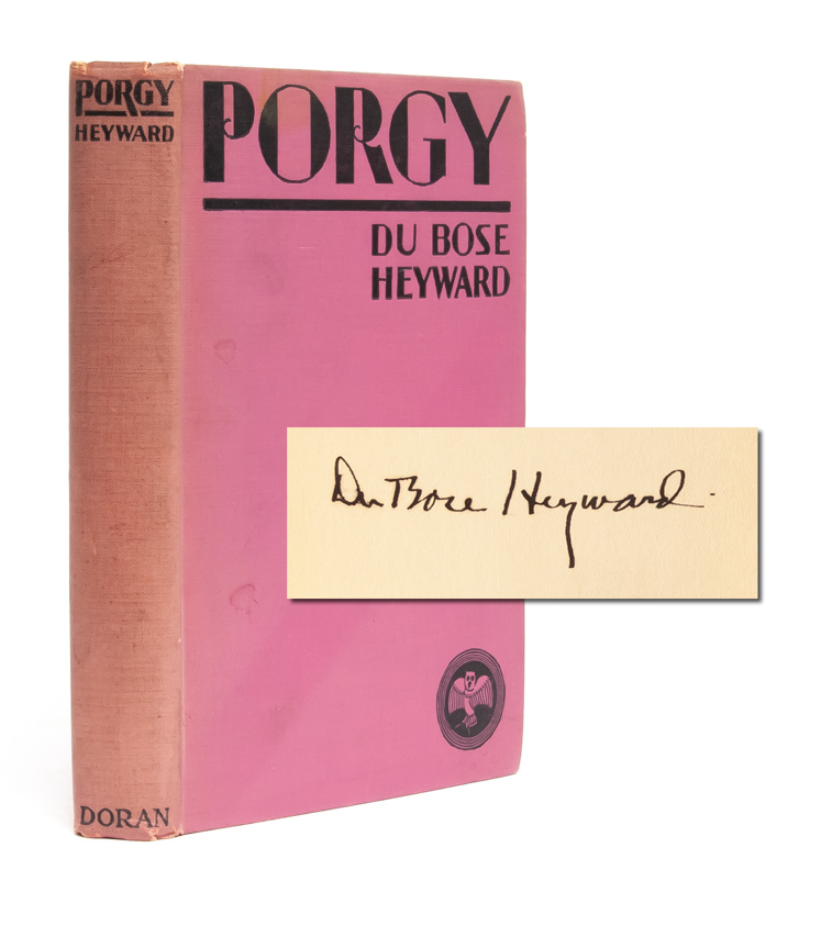 Porgy (Signed Early Edition)