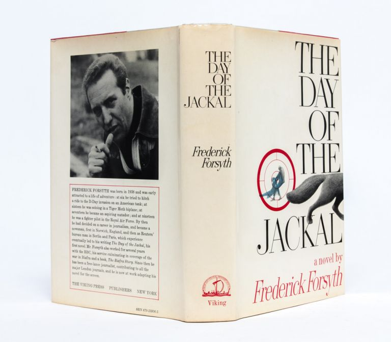 The Day of the Jackal (Inscribed First Edition)