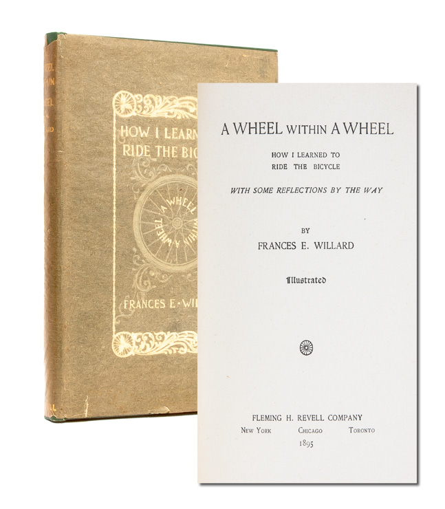 A Wheel Within a Wheel: How I Learned to Ride the Bicycle