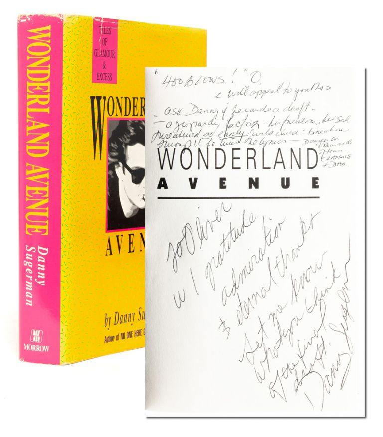 Wonderland Avenue. A True Rock 'n' Roll Saga (Presentation Copy)