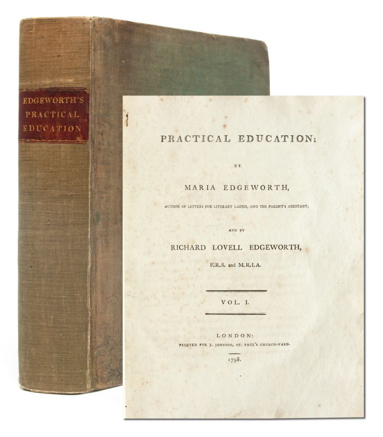 Practical Education. Maria Edgeworth.