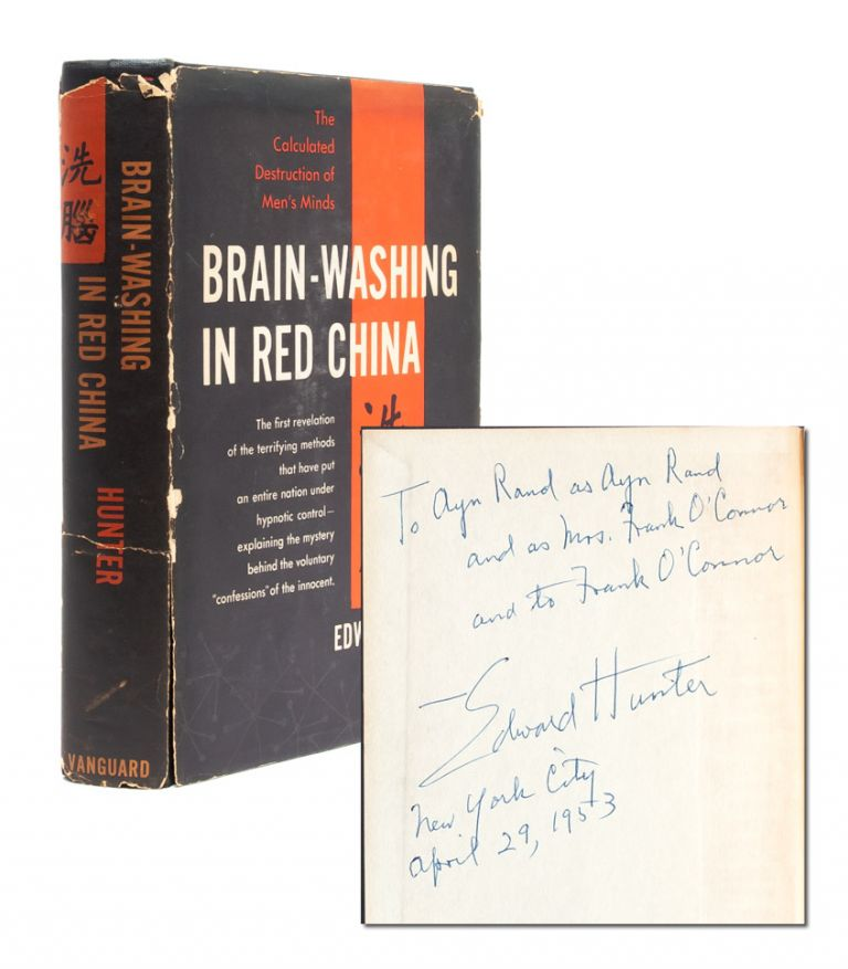 Brain-Washing in Red China (Association Copy