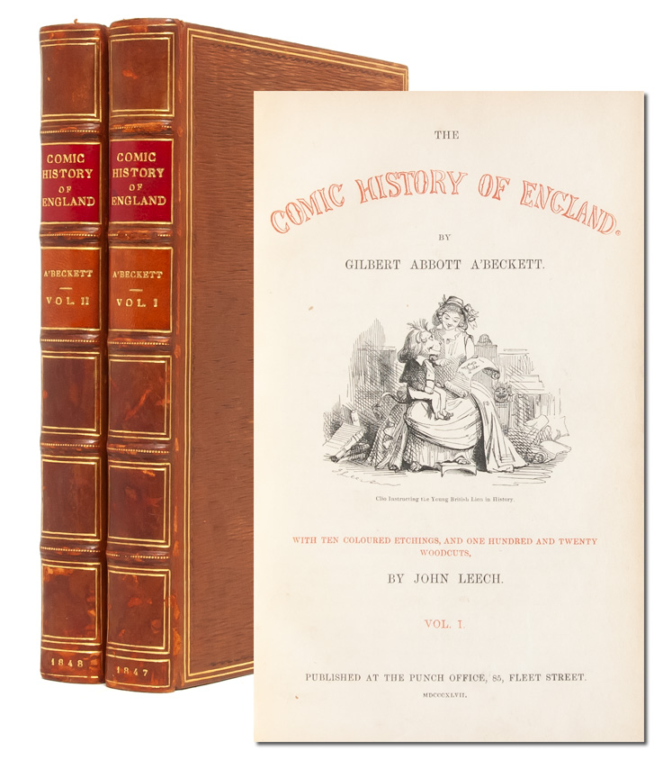 The Comic History of England (in 2 vols
