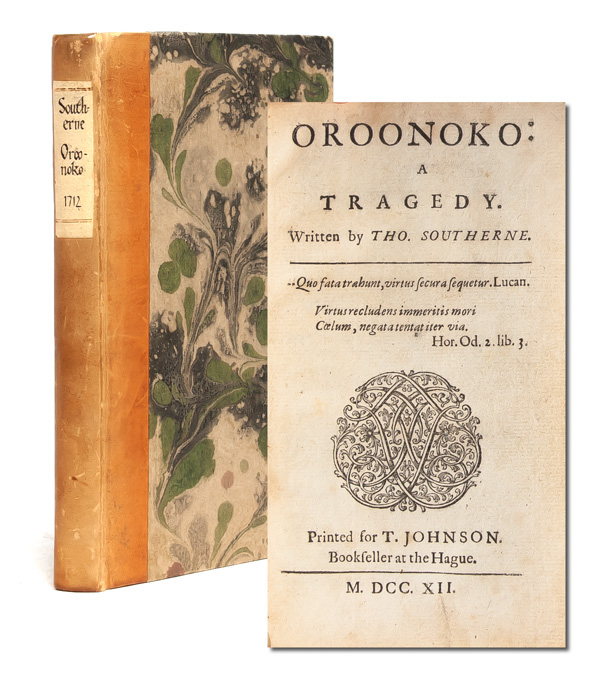 Oroonoko: A Tragedy