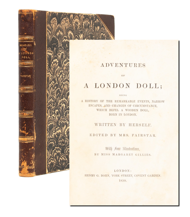 Adventures of a London Doll...Written by Herself