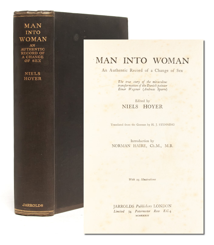 Man Into Woman: An Authentic Record of a Sex Change
