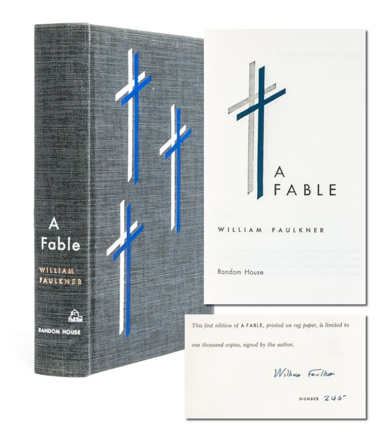 A Fable (Signed, Limited Edition
