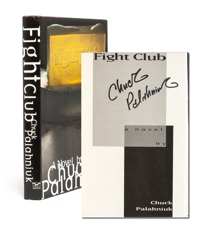 Fight Club (Signed First Edition
