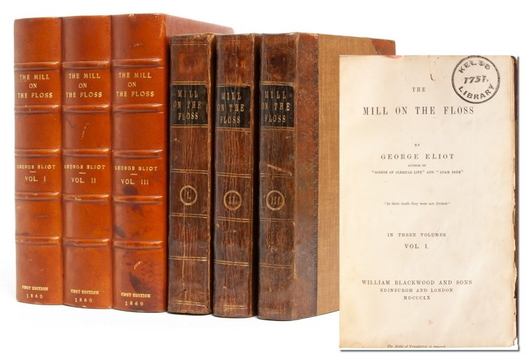 The Mill on the Floss (in 3 vols